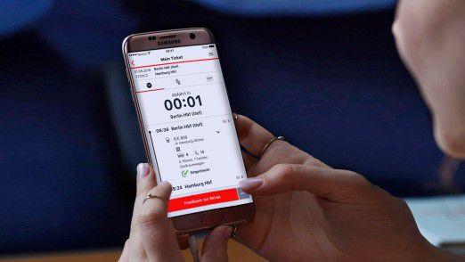 Voraussetzung für die Komfort Check-In ist die DB-Navigator-App und vorerst noch eine Sitzplatzreservierung. In Zukunft sollen diese Kriterien gelockert werden - für noch mehr Reisekomfort.