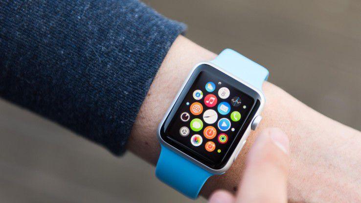 """Die Apple Watch war nicht die erste Smartwatch auf dem Markt. Sie hat aber gezeigt, was in Sachen """"Wearables"""" alles möglich ist."""