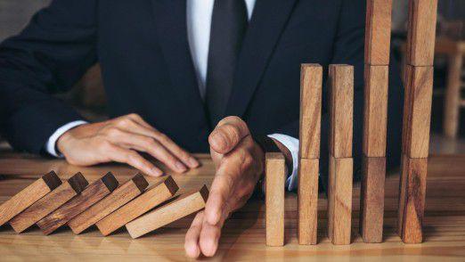 Das Scoring-System hilft Risiken möglichst früh zu erkennen und ihnen angemessen zu begegnen.
