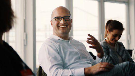 Johannes Wechsler, CIO bei ProSiebenSat.1 und Chef der Fernsehtechnik, im Gespräch.