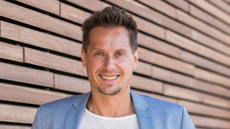 """""""Die Akquise neuer Mitarbeiter wird bei mindsquare mit mindestens demselben Aufwand betrieben wie die Akquise neuer Kunden."""", erklärt Ferdinando Piumelli, Geschäftsführer von mindsquare."""