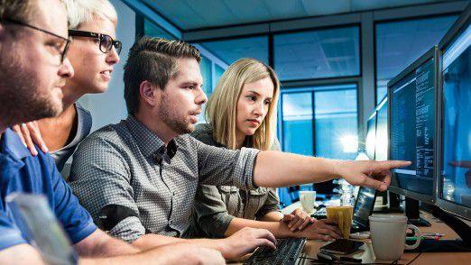 Besuchen Sie das BKA und lernen es als Arbeitgeber auf der CeBIT kennen.