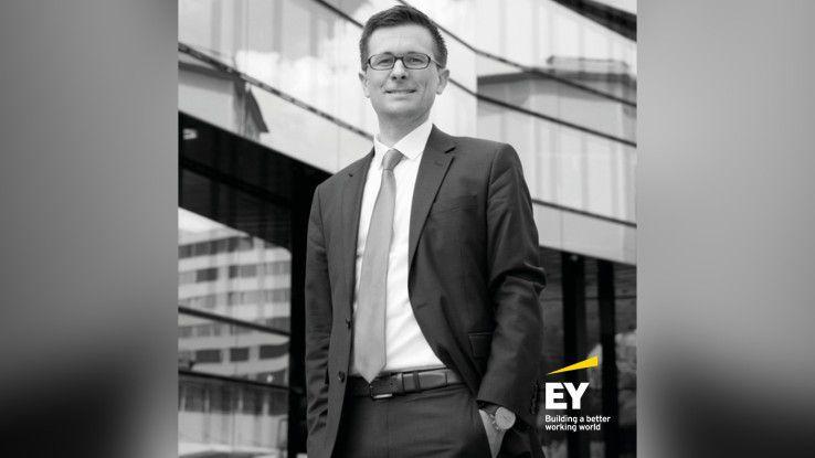 Stefan Wenigmann, Senior Manager bei EY Advisory Financial Services in der Schweiz.