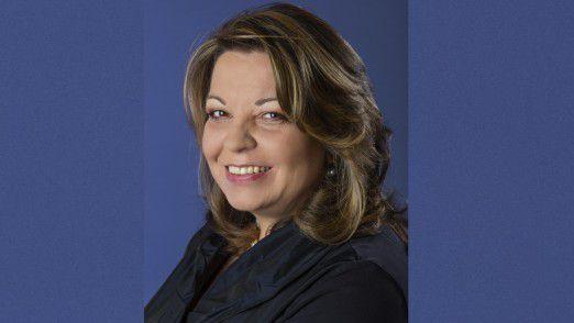 Helene Lengler, Regional Managing Director DACH & Benelux bei InterSystems.