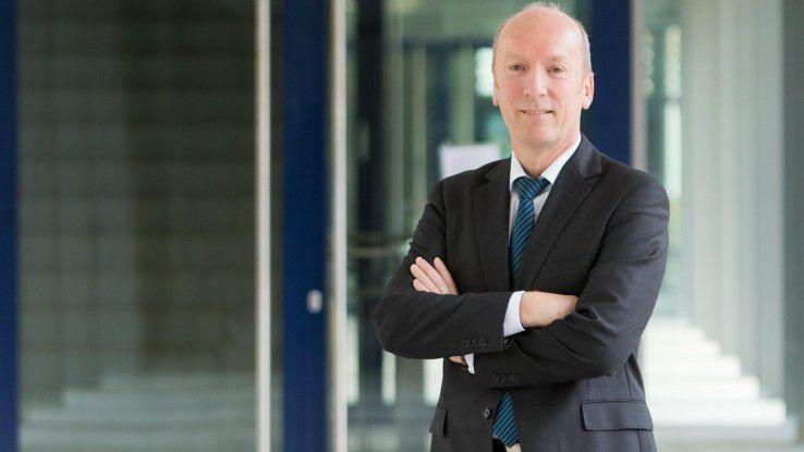 Wilfried Karl ist Präsident der ZITiS.