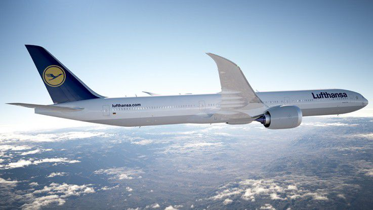 Zehn Personen arbeiten an AirlineCheckins.com. Sie kommen aus verschiedenen Konzernbereichen, darunter Produkt & Entwicklung, Marketing und B2B-Sales.