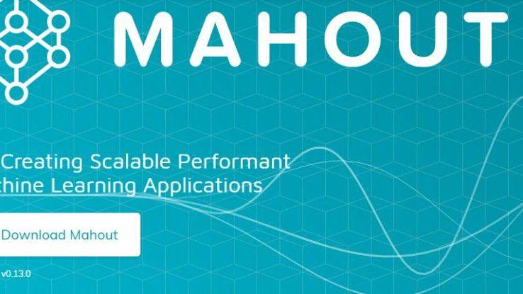 Apache Mahout lässt sich in Big Data Apache-Infrastrukturen integrieren.