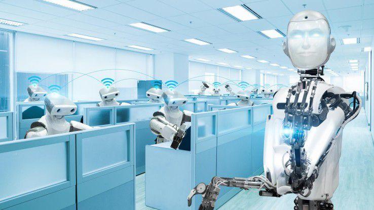 RPA bringt nicht nur schnelle Ergebnisse, sondern bietet sich als Einstiegsmöglichkeit in die digitale Transformation an.