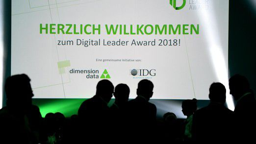 Erleben Sie den Event live!: Liveblog zu Digital Leader in Motion und Digital Leader Award 2018 - Foto: Foto Vogt