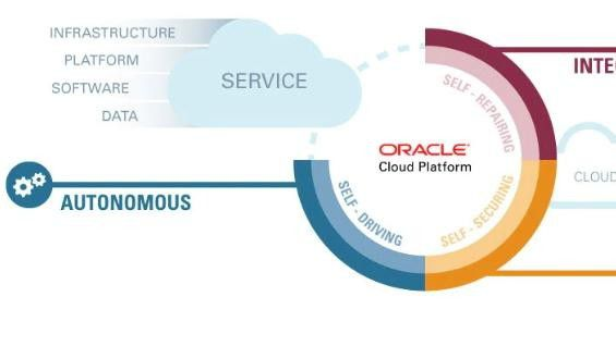 Oracle bietet in seiner Cloudl-Lösung ebenfalls Blockchain-as-a-Service an.