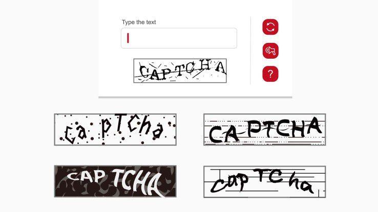 CAPTCHAs sind bereits ein Opfer der KI. KI-Bots durchbrechen diesen Schutz bereits sehr zuverlässig.