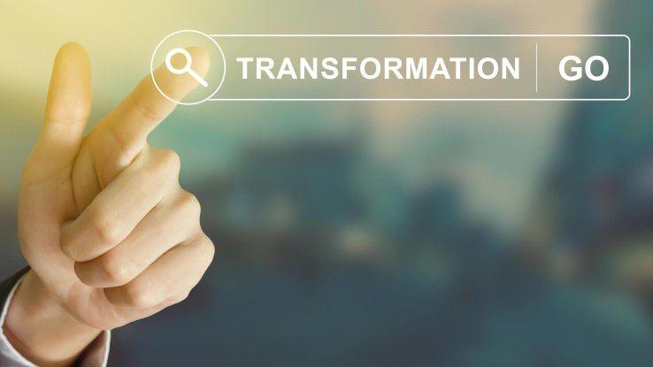 Es ist nicht leicht, das Go für die digitale Transformation in den Köpfen der Mitarbeiter zu aktivieren, weil immer noch gewohnte Denkmuster in den Unternehmen erst überwunden werden müssen.