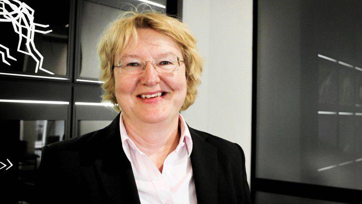"""Eva Zauke, SAP: """"Für uns sind die Startups von Anfang an ernsthafte Business-Partner auf Augenhöhe."""""""