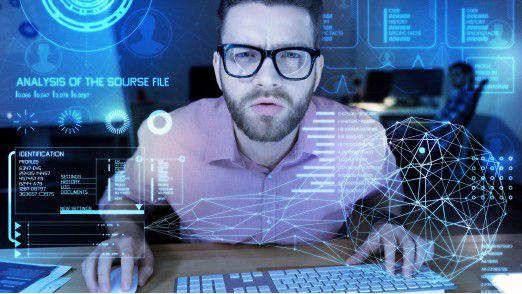 """Hinter den Attacken vermuten Experten die Hacker-Gruppierung """"Sandworm""""."""