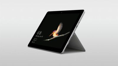 Surface Go im Detail - Foto: Microsoft