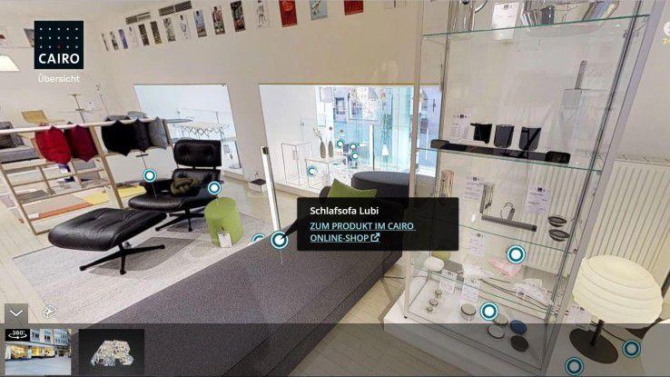 Virtual Und Augmented Reality In Handel Und Industrie Vr Und Ar