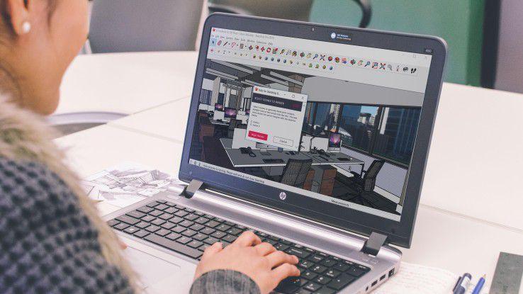 Der Hersteller Yulio hat bereits Architekten als Zielgruppe für seine VR-Tools entdeckt.