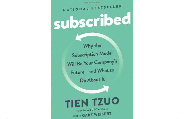 Brandaktuell: Das neue Buch von Zuora-Gründer Tien Tzuo beschreibt, warum sich der Übergang ins Subscription-Zeitalter lohnt und wie er gelingt.