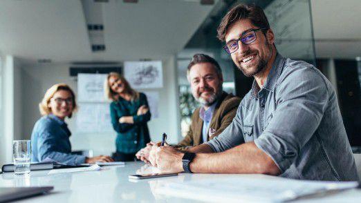 Mit der Gründung einer Mitarbeiterbeteligungs-Gesellschaft will doubleSlash das Unternehmen dauerhaft agil und zukunftsfähig machen.