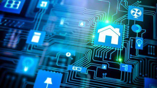 Smart-Home-Geräte dienten Hackern oft nur als Einfallstor in Heimnetzwerke.