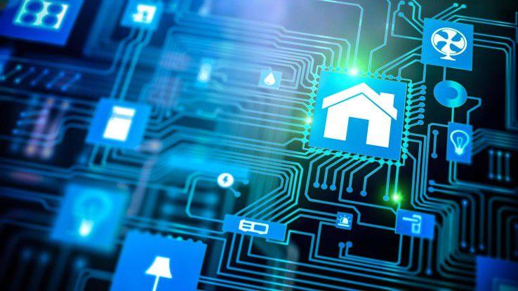 """Je mehr """"Dinge"""" im Internet der Dinge (IoT) miteinander vernetzt sind, desto wichtiger werden durchgehende Sicherheitslösungen."""