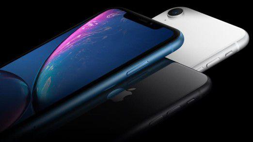 Das iPhone XR läuft nicht so gut wie von Apple prognostiziert.