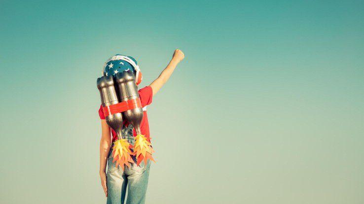 """18 Startups möchten mit dem """"UP@it-sa""""-Award so richtig durchstarten."""
