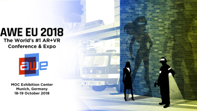 AWE Europe 2018: Augmented, Virtual und Mixed Reality dringen tiefer ins Business vor - Foto: AugmentedWorldExpo