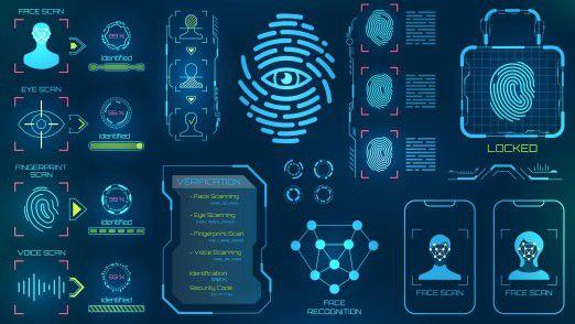 Ein Zusammenspiel aus Biometrie, Geodaten und Kommunikation von Geräten untereinander soll das traditionelle Duo aus Passwort und Nutzername zur Authentifizierung ersetzen. Allerdings gibt es noch Klärungsbedarf hinsichtlich Datenschutz und Sicherheit.