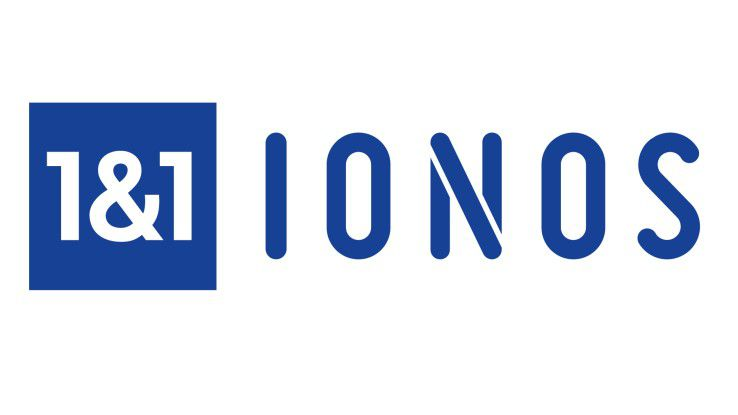 das Neue Logo von 1&1 IONAS, dem Zusammenschluss von 16! Internet SE und ProfitBricks.