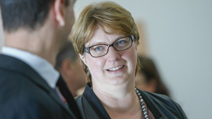 """Sonja Pierer, Experis; """"Wir müssen als Personaldienstleister lernen, strategische Gespräche mit Kunden zu führen, um ihre langfristigen Anforderungen früh zu erfahren und proaktiv zu lösen."""""""