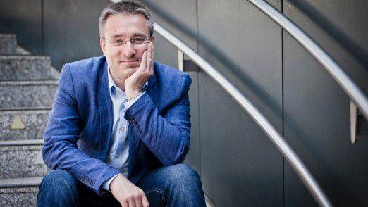 Thomas Siekmann von Müller Lila Logistik AG