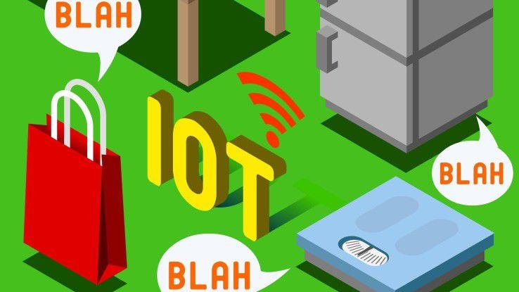 IoT-Devices sammeln mehr und mehr Wissen über uns an - und könnten es eventuell auch ausplaudern.