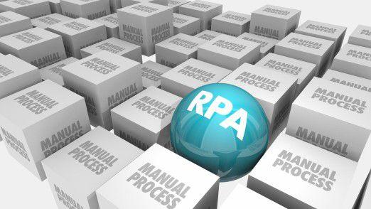 RPA wird genutzt, um manuelle Aufgaben schnell und einfach zu automatisieren