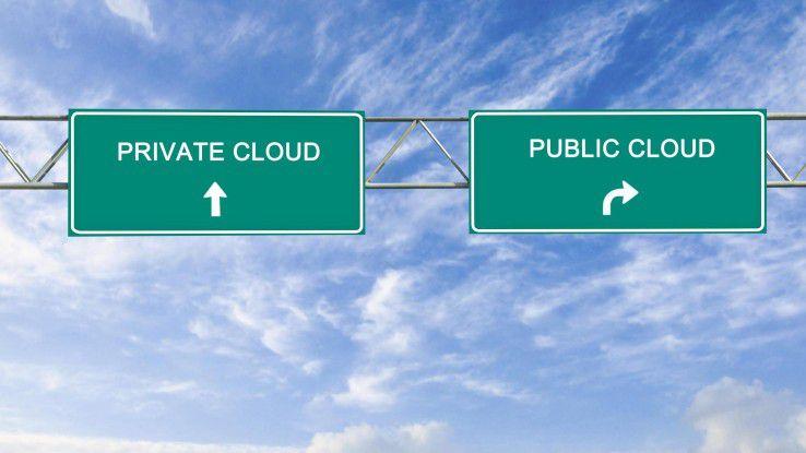 Vor allem in Private- und Hybrid-Cloud-Szenarien soll das Open-Source-Framework OpenStack seine Stärken ausspielen.