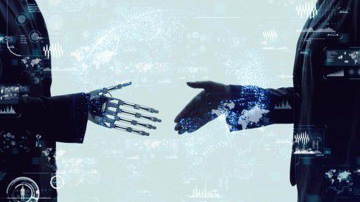 Immer mehr Aufgaben in der Personalabteilung werden mit Hilfe von künstlicher Intelligence und Robotic Process Automation erledigt werden.