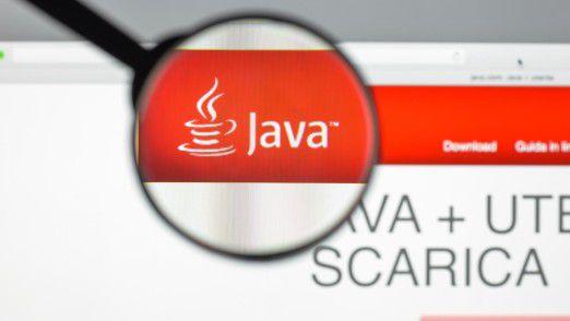 Für die Anwender gilt es zunächst herauszufinden, wo überall im Unternehmen Java läuft. Das kann eine aufwändige Suche werden.