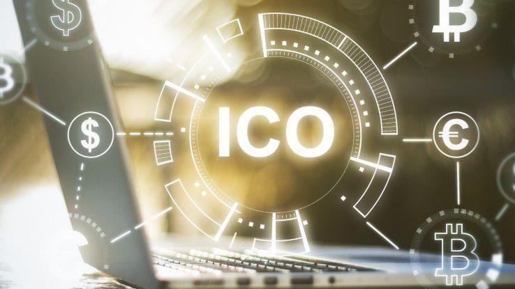 Mit einem Initial Coin Offering sichern sich Startups ähnlich wie mit einem Börsengang ihre Finanzierung. Nicht immer gehen sie dabei professionell genug vor.