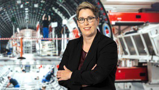 """Großunternehmen, Platz 1: Jutta von Mikusch-Buchberg überzeugt durch eine von Kontinuität geprägte wie auch nachhaltige Vorgehensweise in ihrer Rolle als CIO, urteilt die Jury des """"CIO des Jahres""""."""