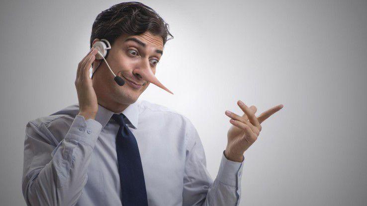 Fake it till you make it: Die Dosis machts. Und die Vorgehensweise sollte nie ohne ein bestehendes Geschäftsmodell angewandt werden.