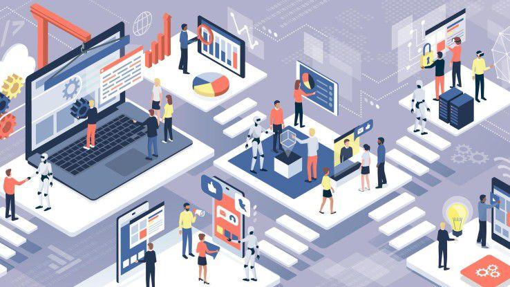 Erfolgreiche KI-Automatisierungsprojekte erfordern eine genaue Analyse der einzelnen Prozessschritte.