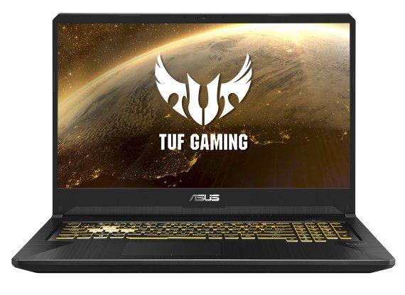Mit dem FX705DY will Asus 2019 ein Gaming-Notebook mit AMD-Mobilprozessor auf den Markt bringen.