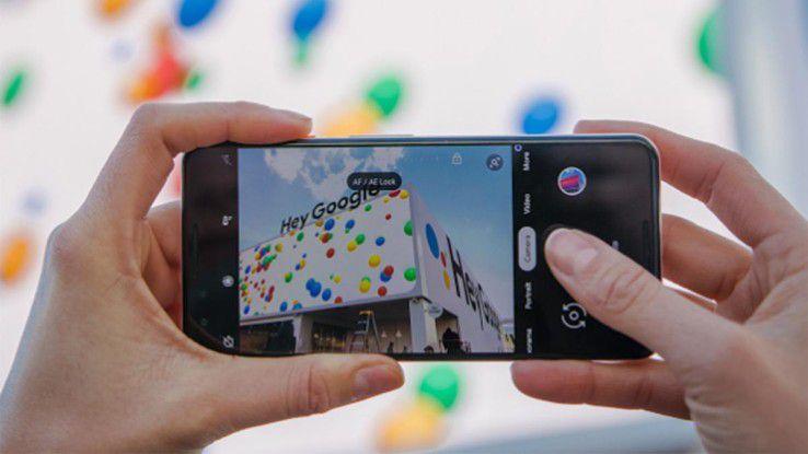 Google Assistant: Auf der CES kündigte Google neue Funktionen für seinen Sprachassistenten an.