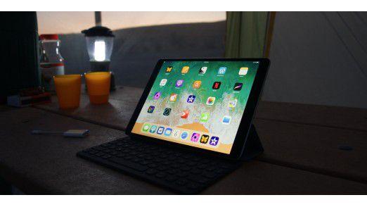 Unterwegs auf Reisen kann ein iPad Pro das Macbook durchaus ersetzen.