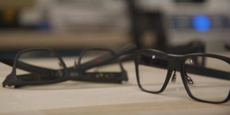 Intel Vaunt: AR-Brille