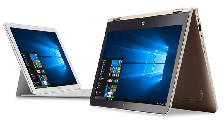 Windows kommt auf immer mehr Tablets oder Notebooks zum Einsatz.