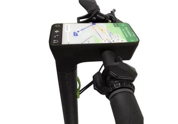 Citee Connect mit Google Maps.