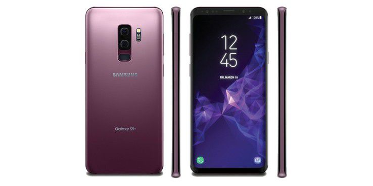 Samsung Galaxy S9 im Hands-On
