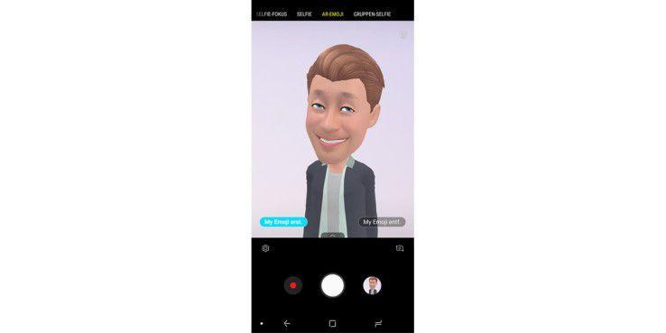 Tipp 5: AR-Emoji erstellen und verschicken