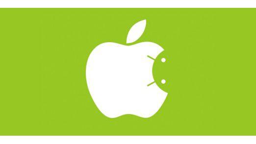 Aus Sicht von Experten sollte sich Apple bei iOS stärker an Android P orientieren.